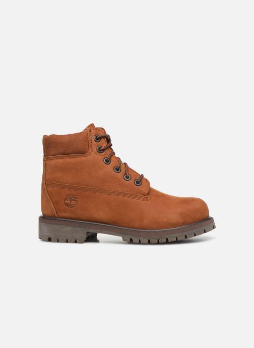 Boots en enkellaarsjes Timberland 6 In Premium WP Boot Bruin achterkant