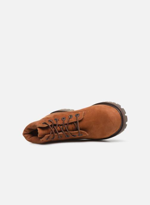 Stivaletti e tronchetti Timberland 6 In Premium WP Boot Marrone immagine sinistra