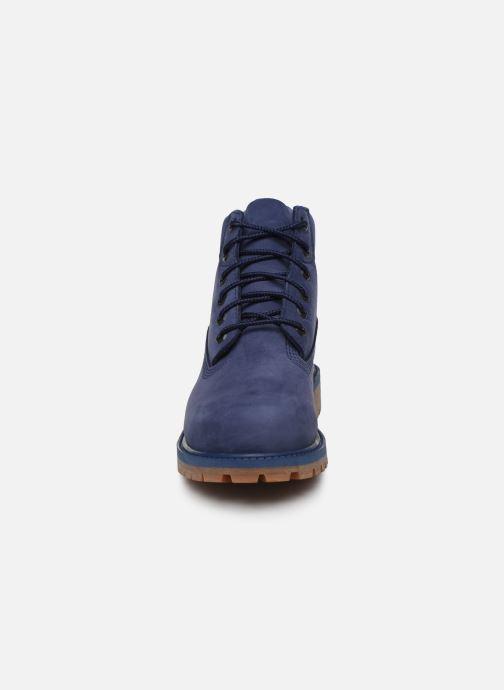 Stiefeletten & Boots Timberland 6 In Premium WP Boot blau schuhe getragen