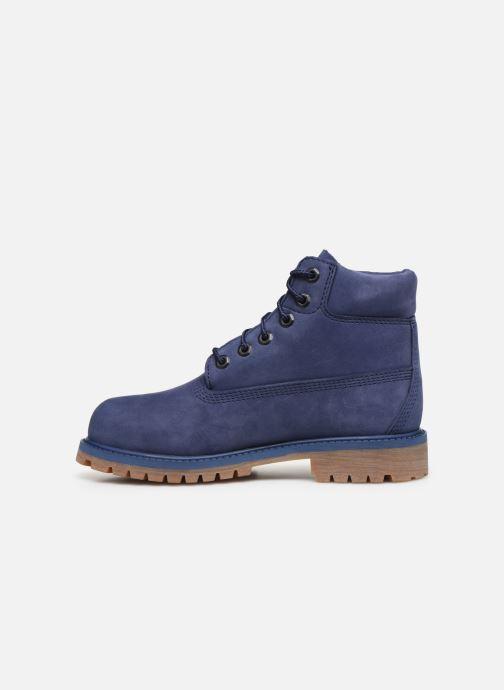 Stiefeletten & Boots Timberland 6 In Premium WP Boot blau ansicht von vorne