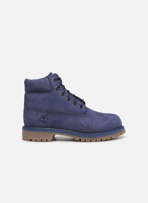 Stiefeletten & Boots Timberland 6 In Premium WP Boot blau ansicht von hinten