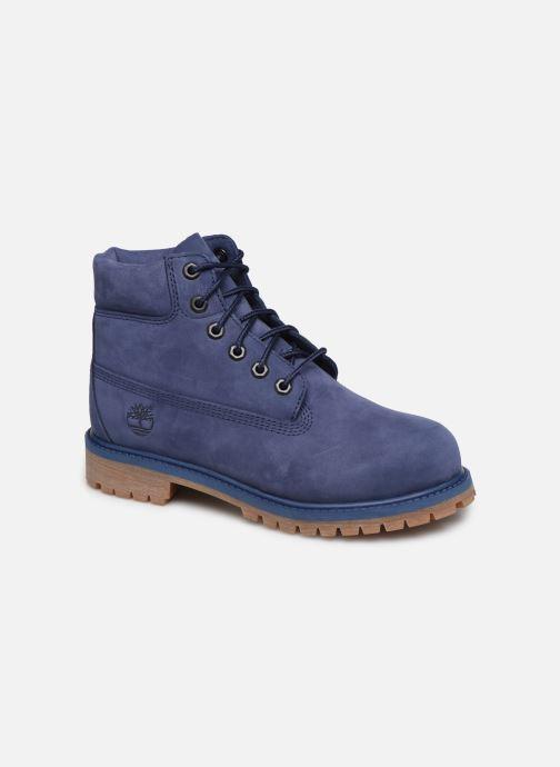 Stiefeletten & Boots Timberland 6 In Premium WP Boot blau detaillierte ansicht/modell
