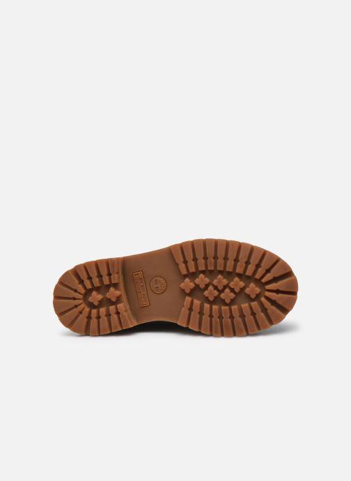 Stivaletti e tronchetti Timberland 6 In Premium WP Boot Grigio immagine dall'alto