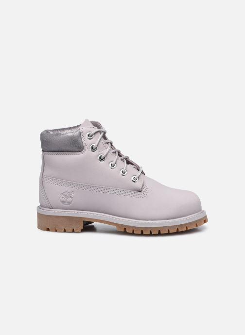 Stiefeletten & Boots Timberland 6 In Premium WP Boot grau ansicht von hinten