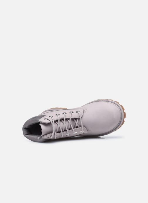 Stiefeletten & Boots Timberland 6 In Premium WP Boot grau ansicht von links