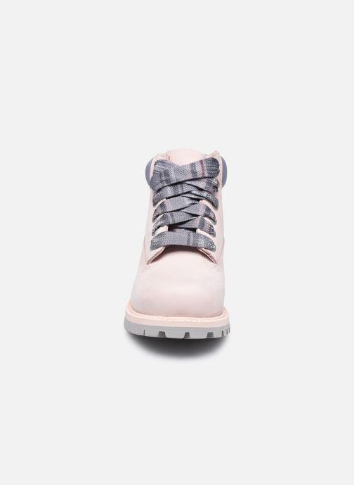 Boots en enkellaarsjes Timberland 6 In Premium WP Boot Roze model