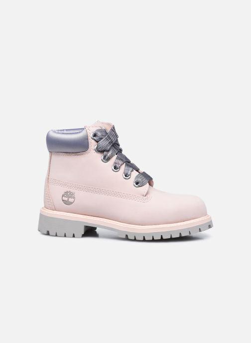 Boots en enkellaarsjes Timberland 6 In Premium WP Boot Roze achterkant