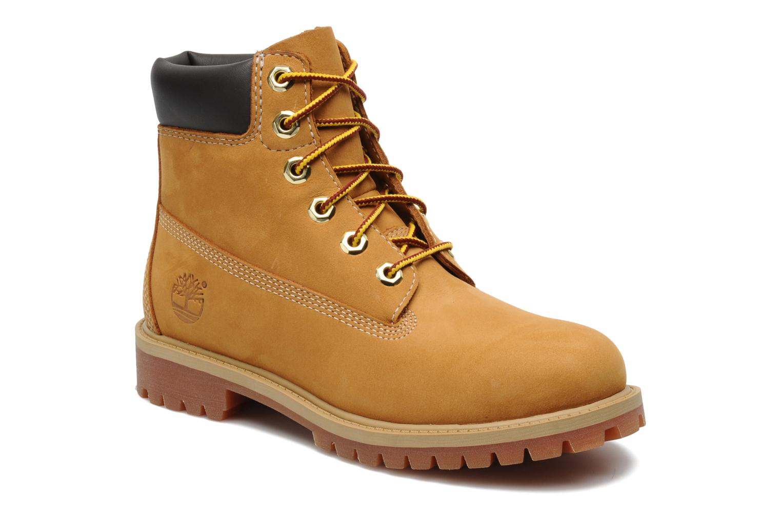 bottes comme timberland