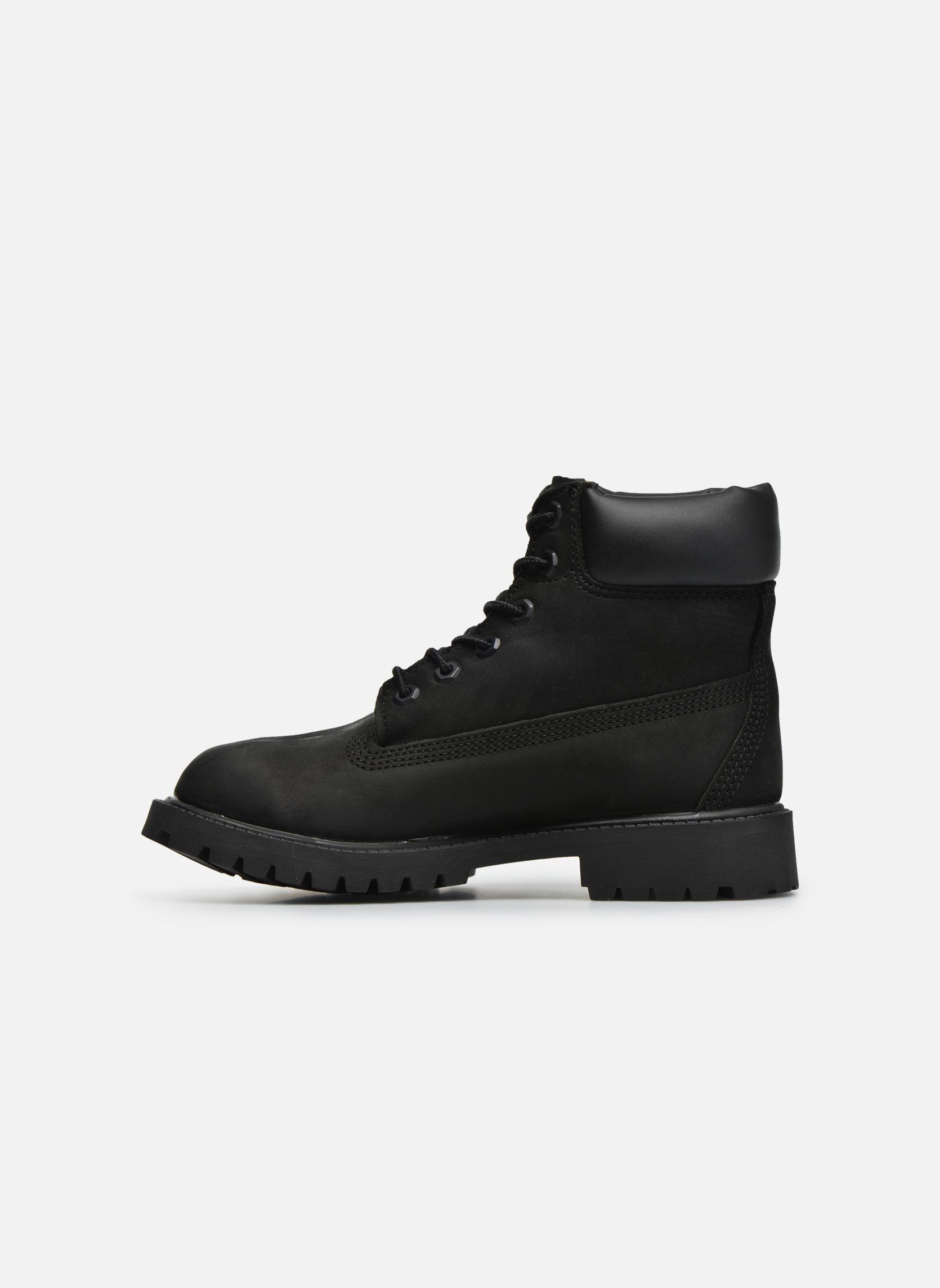 Bottines et boots Timberland 6 In Premium WP Boot Noir vue face