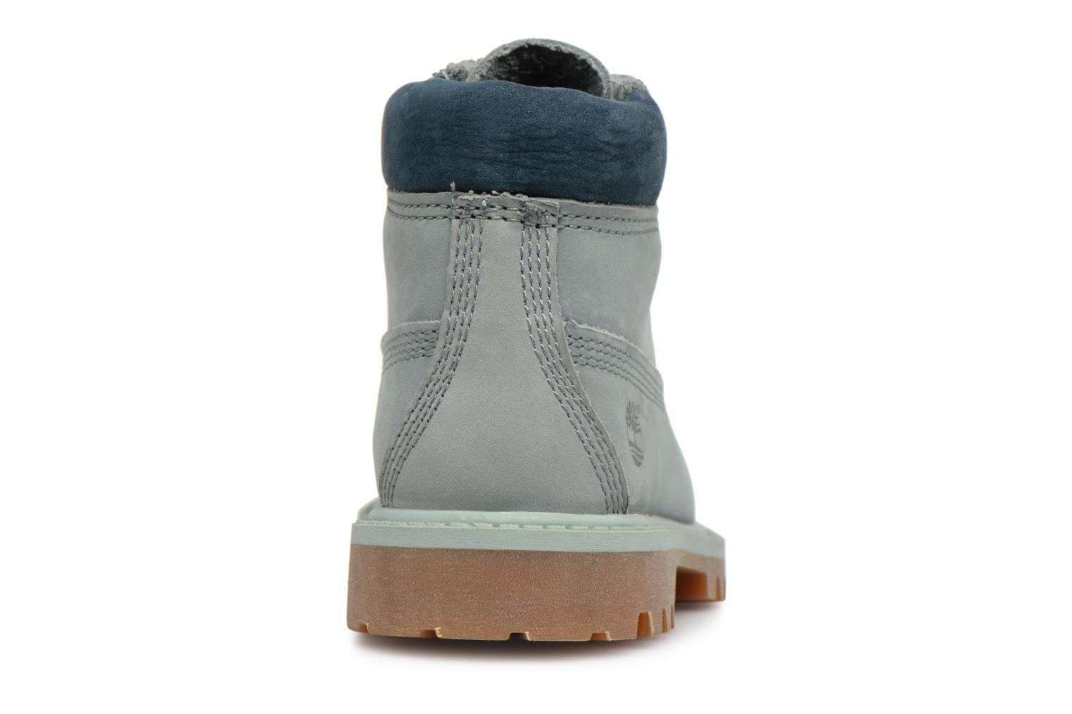 Bottines et boots Timberland 6 In Premium WP Boot Gris vue droite