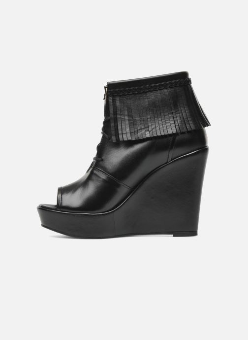 Bottines et boots MySuelly Simon Noir vue face