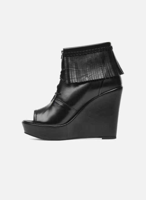Bottines et boots MySuelly Simon Noir vue face