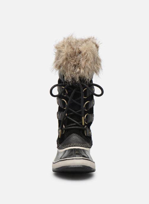 Chaussures de sport Sorel Joan Of Arctic Noir vue portées chaussures