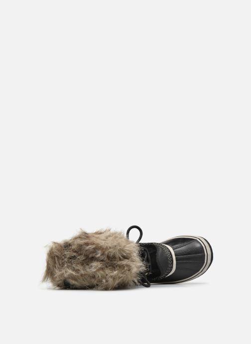 Chaussures de sport Sorel Joan Of Arctic Noir vue gauche