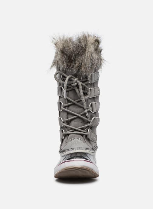 Chaussures de sport Sorel Joan Of Arctic Gris vue portées chaussures