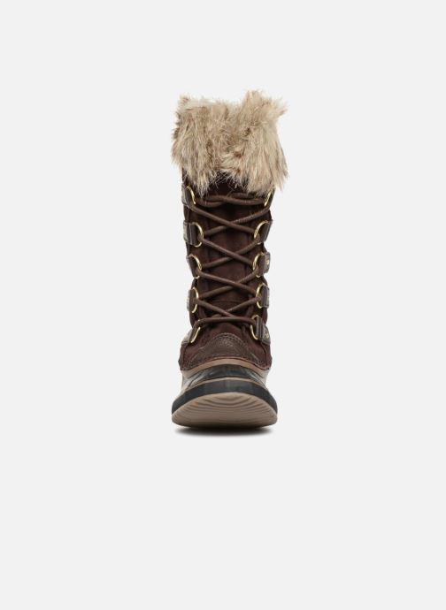 Sport shoes Sorel Joan Of Arctic Brown model view