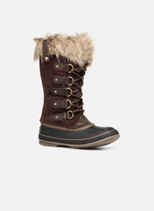 Sport shoes Sorel Joan Of Arctic Brown detailed view/ Pair view