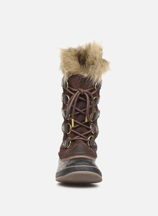 Zapatillas de deporte Sorel Joan Of Arctic Marrón vista del modelo