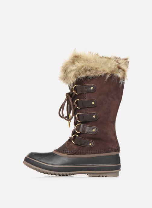 Chaussures de sport Sorel Joan Of Arctic Marron vue face