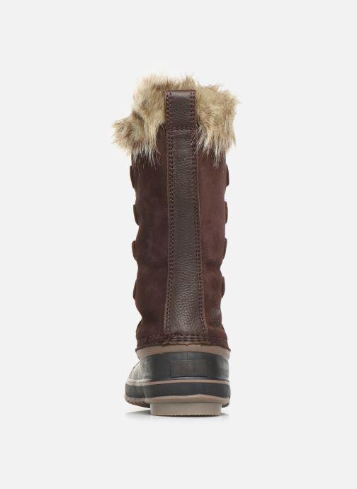 Chaussures de sport Sorel Joan Of Arctic Marron vue droite
