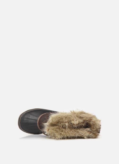 Zapatillas de deporte Sorel Joan Of Arctic Marrón vista lateral izquierda