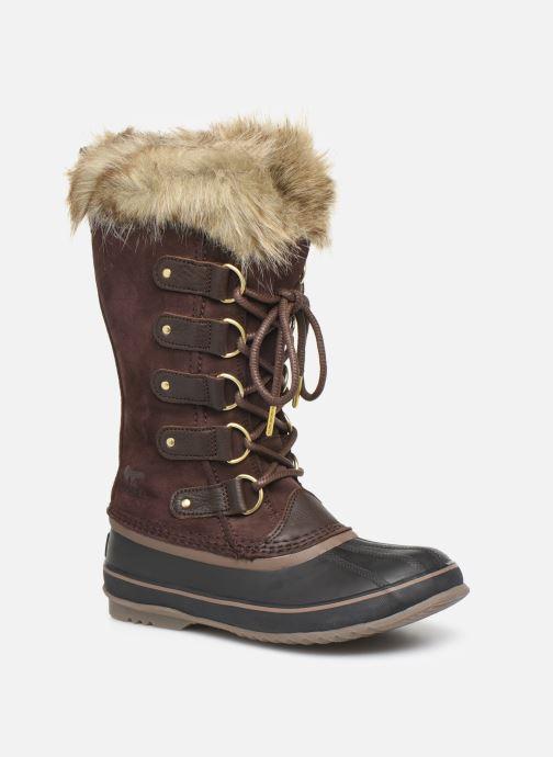 Sportssko Sorel Joan Of Arctic Brun detaljeret billede af skoene