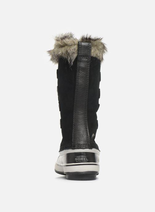Chaussures de sport Sorel Joan Of Arctic Noir vue droite