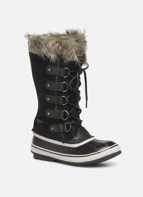 Chaussures de sport Sorel Joan Of Arctic Noir vue détail/paire
