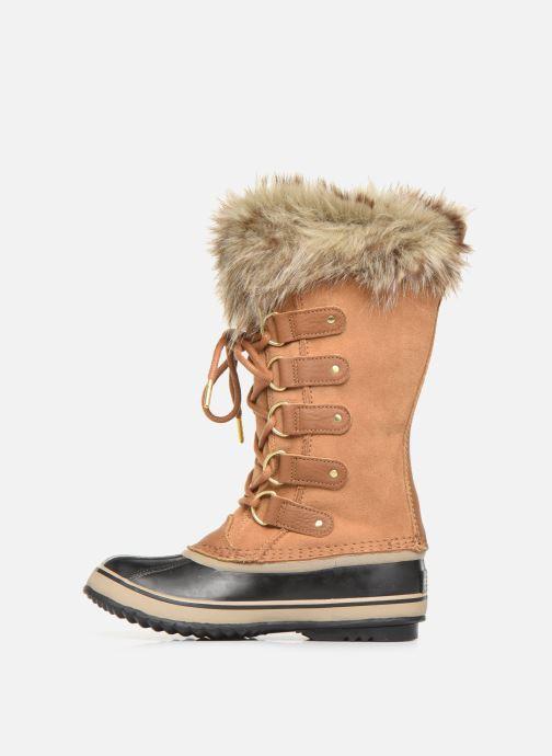 Zapatillas de deporte Sorel Joan Of Arctic Marrón vista de frente