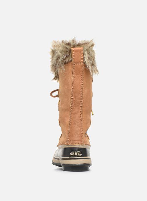 Scarpe sportive Sorel Joan Of Arctic Marrone immagine destra
