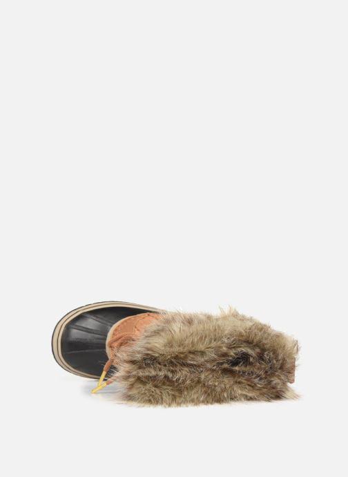 Scarpe sportive Sorel Joan Of Arctic Marrone immagine sinistra
