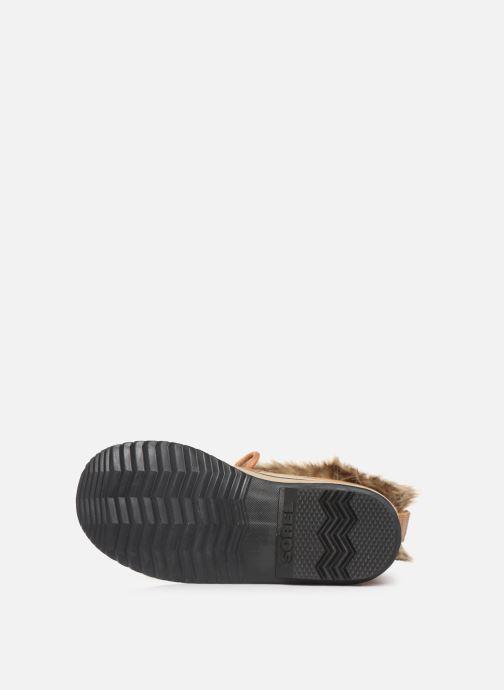 Scarpe sportive Sorel Joan Of Arctic Marrone immagine dall'alto