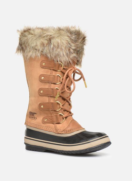 Chaussures de sport Sorel Joan Of Arctic Marron vue détail/paire