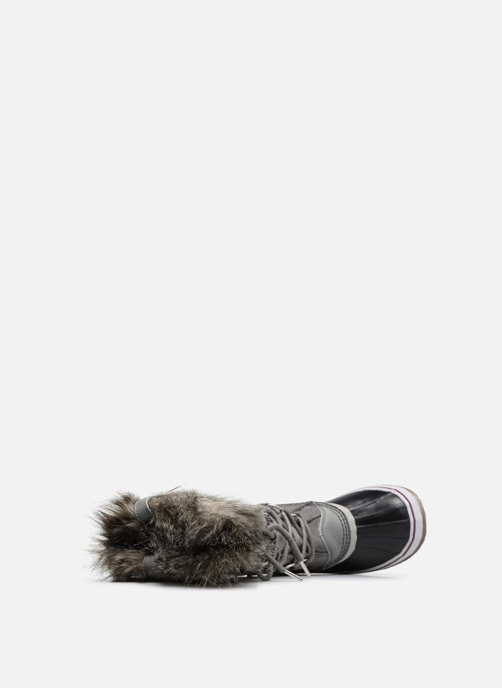 Sportschuhe Sorel Joan Of Arctic grau ansicht von links