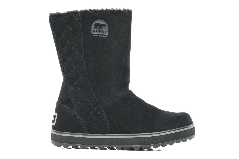 Boots en enkellaarsjes Sorel Glacy Zwart achterkant