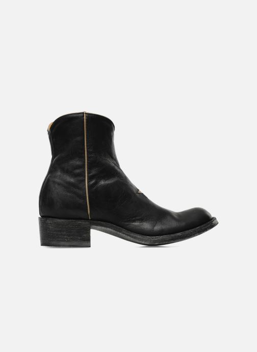 Bottines et boots Mexicana Star Noir vue derrière
