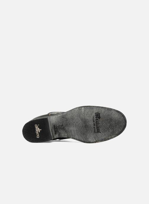 Bottines et boots Mexicana Star Noir vue haut