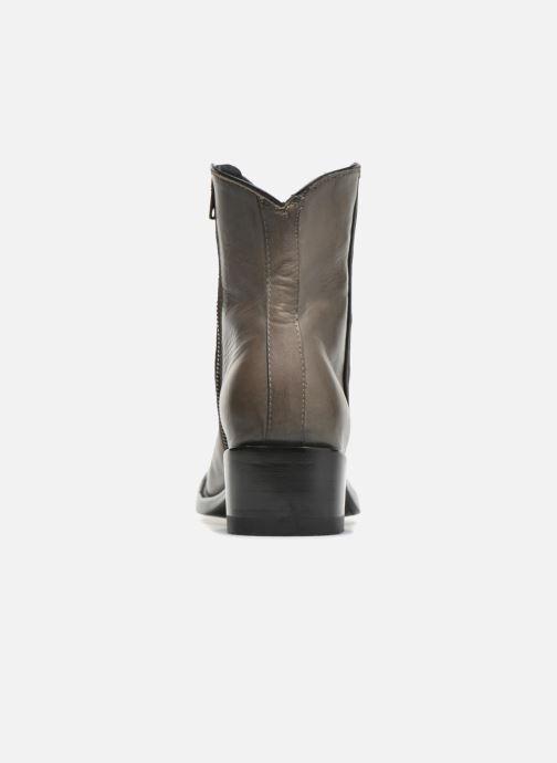 Bottines et boots Mexicana Star Marron vue droite