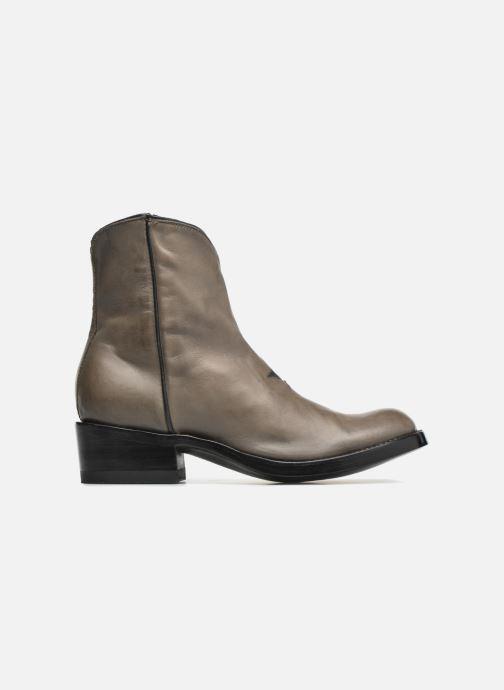 Bottines et boots Mexicana Star Marron vue derrière