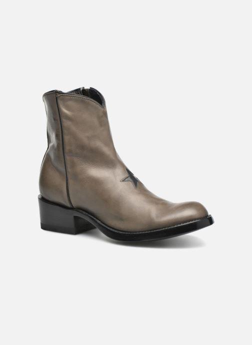 Bottines et boots Mexicana Star Marron vue détail/paire