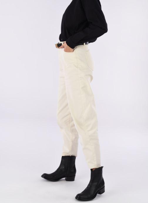 Bottines et boots Mexicana Star Noir vue bas / vue portée sac