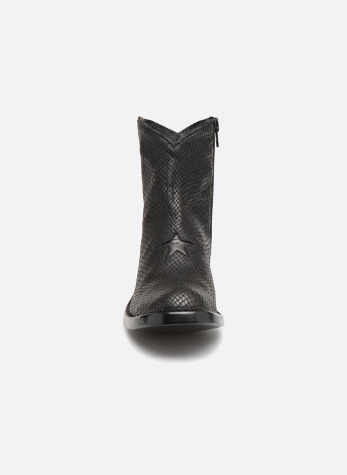 Boots en enkellaarsjes Mexicana Star Zwart model