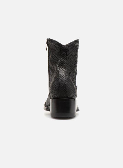 Bottines et boots Mexicana Star Noir vue droite