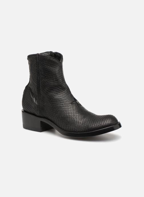 Boots en enkellaarsjes Mexicana Star Zwart detail
