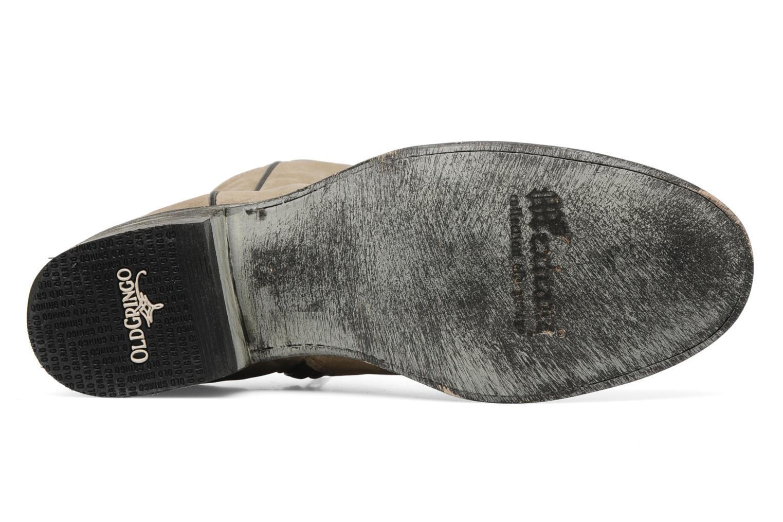 Boots en enkellaarsjes Mexicana Star Beige boven
