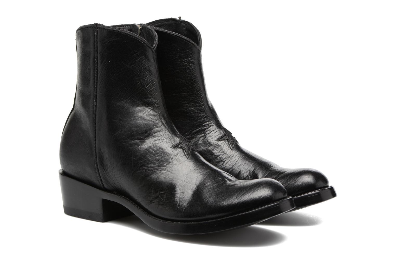 Stiefeletten & Boots Mexicana Star schwarz 3 von 4 ansichten
