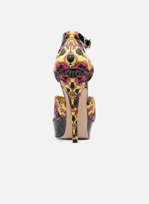 Sandales et nu-pieds Terry de Havilland Poppy Multicolore vue droite