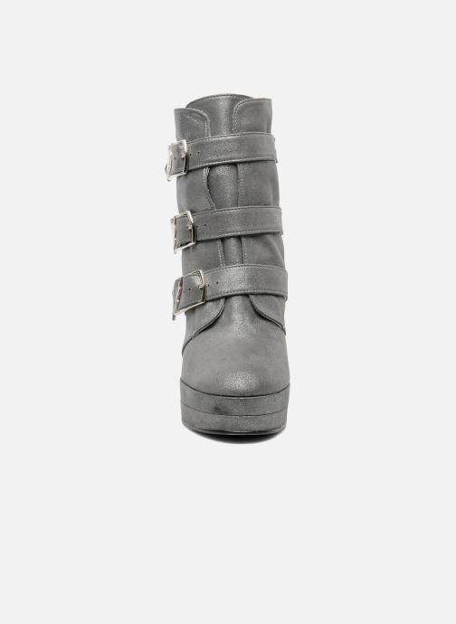 Boots en enkellaarsjes Terry de Havilland Joni Zwart model