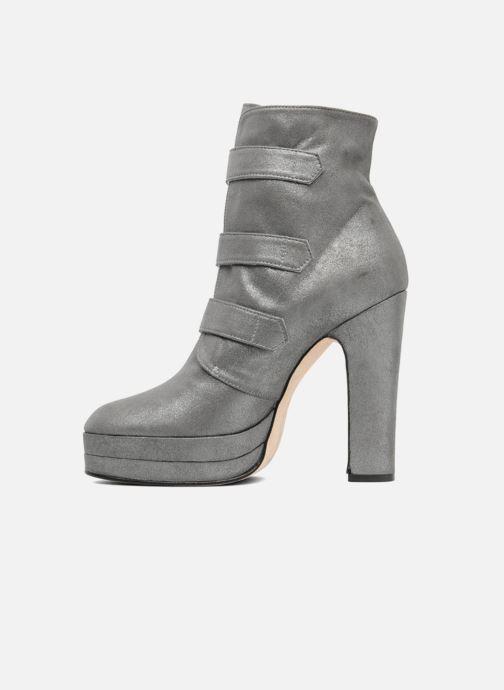 Bottines et boots Terry de Havilland Joni Noir vue face