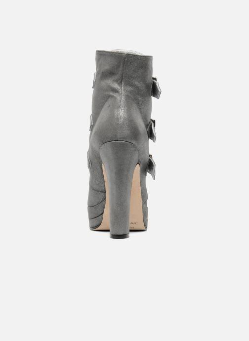 Bottines et boots Terry de Havilland Joni Noir vue droite